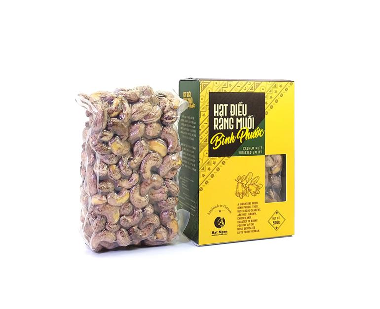 Hạt điều có vỏ lụa được mua tại Hạt Ngon Shop. Loại hạt điều rang muối 1kg bao nhiêu?