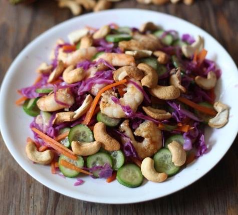 Doi Vi Voi Mon Salad Bap Cai Tim Hat Dieu 3