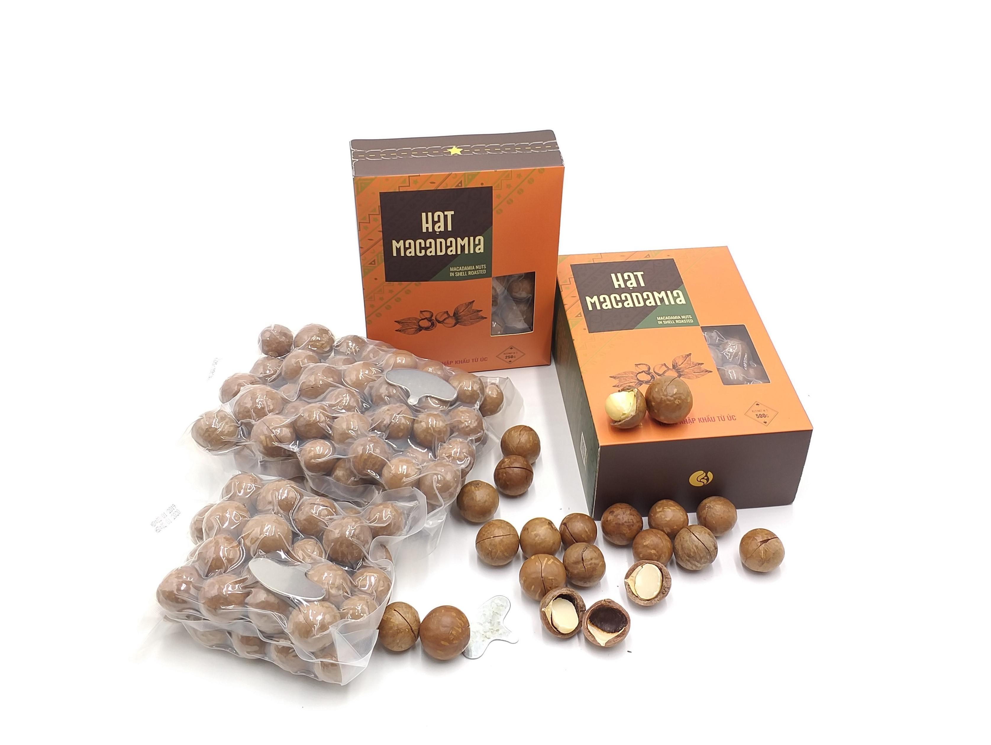 Hạt macca – Đẳng cấp trong các loại hạt