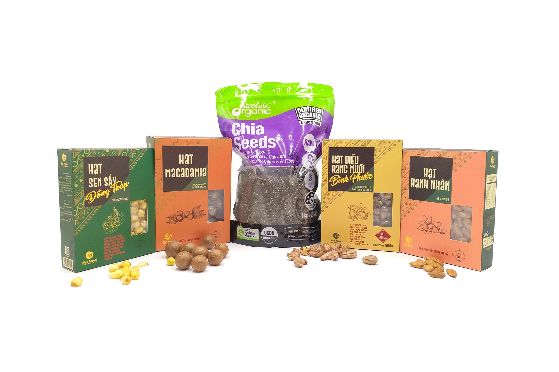hạt dinh dưỡng, Để mua được hạt dinh dưỡng có chất lượng tốt nhất?